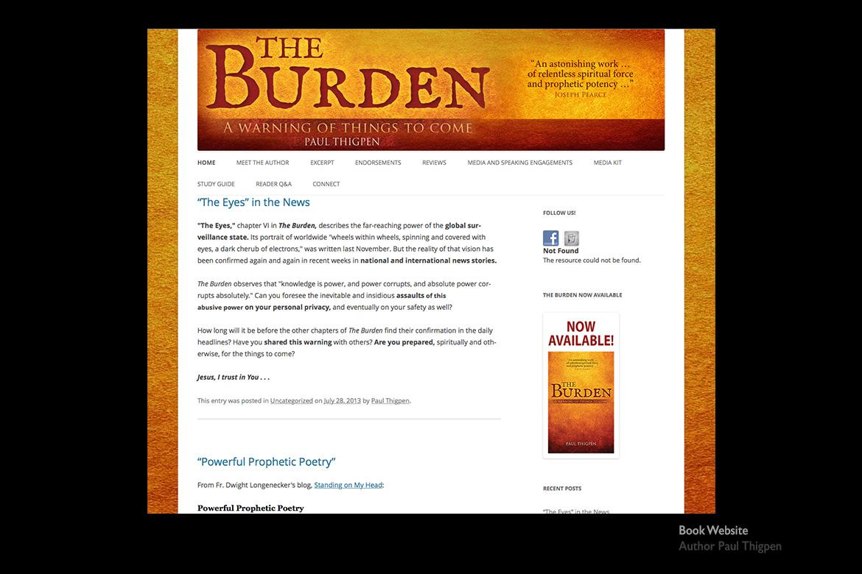 theburdenwebsite