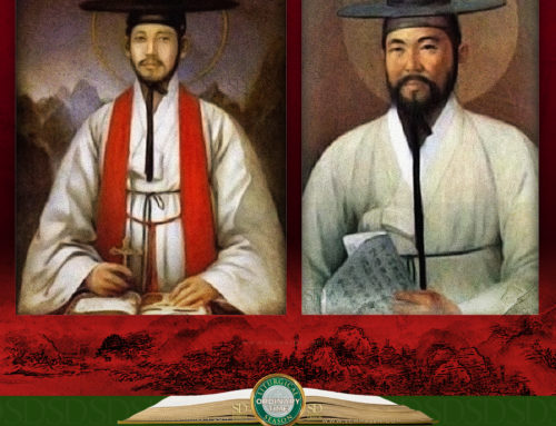 Memorial of Saints Andrew Kim Tae-gŏn, Priest, and Paul Chŏng Ha-sang, and Companions, Martyrs