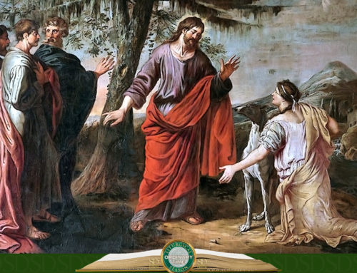 Saturday of the Twenty-seventh Week in Ordinary Time
