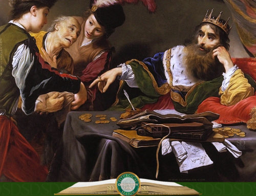Wednesday of the Thirty-third Week in Ordinary Time